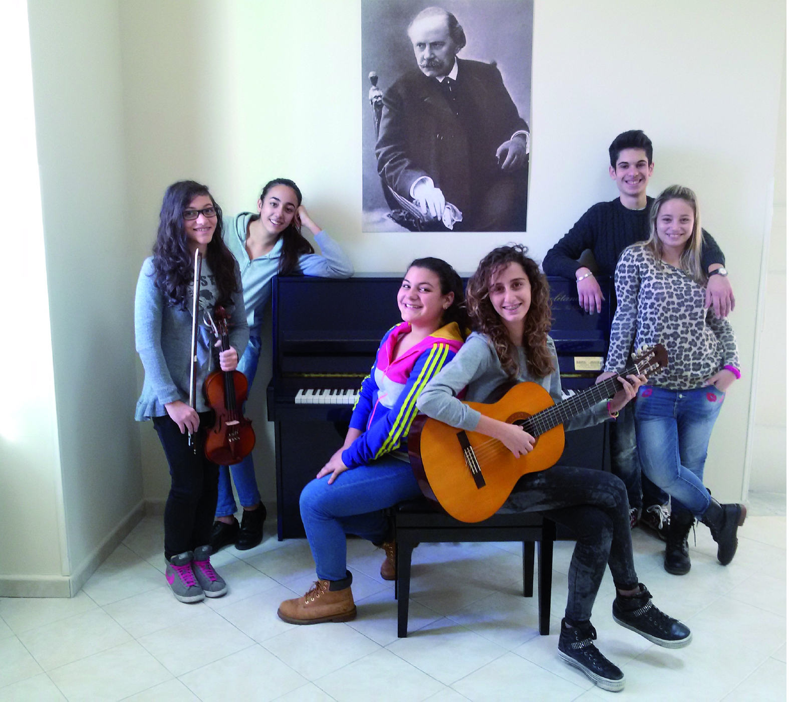 Liceo Musicale Di Martino Aladino Portici - Napoli  liceo musicale come liceo milano